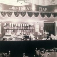 The Bar Brick Lane Musc Hall 1992