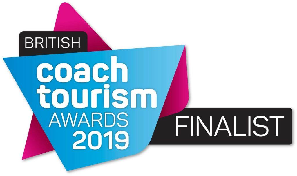British Coach Tourism Awards 2019 Finalist