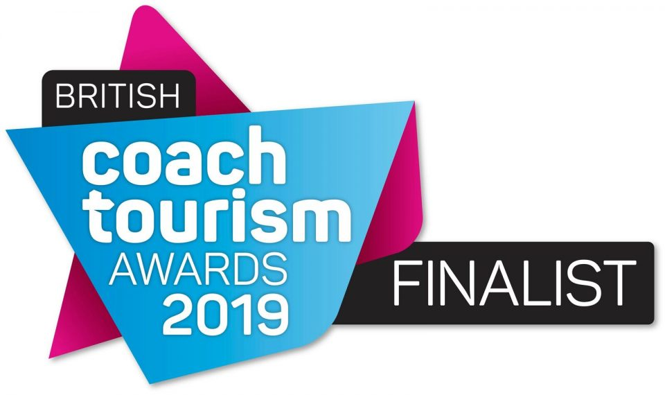 British Coach Tourism Awards 2019 Finalist