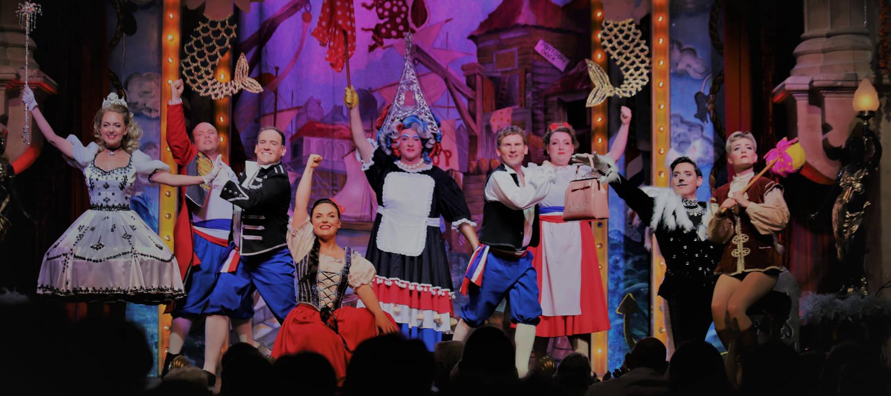 Pantomime for Grown Ups - Big Dick Whittington